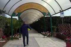 Caso Covid fra i soci, sanificati gli ambienti del Circolo Tennis Bari