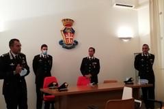 Carabinieri, tre cambi nel comando provinciale di Bari