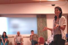 A Bari si parla di balbuzie con la dottoressa Comastri, fondatrice di Psicodizione