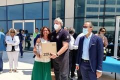 La Regione Puglia consegna defibrillatori a 33 comuni, Toritto e Binetto in provincia di Bari