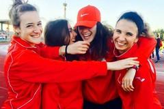 Campionati assoluti di società, brillano le ragazze del Cus Bari