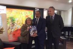 Marino Bartoletti presenta il suo libro a Bari: «Quel mondiale del 1982...»