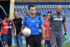 Paganese-Bari, arbitra Daniele Rutella di Enna