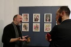 A Bari la mostra dell'illustratore Dave McKean. Fino al 30 giugno al Museo civico