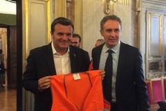 Decreto legge emergenze, il ministro Centinaio a Bari