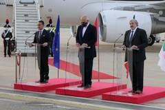 Bari: Di Maio, Emiliano e Rama celebrano il trentennale dell'emigrazione albanese