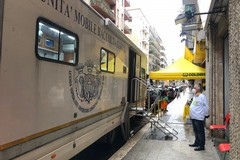 Emergenza Coronavirus, crollo donazioni di sangue. Raccolta straordinaria nel centro di Bari