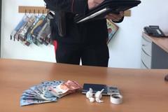 Nasconde 13 grammi di cocaina in casa: arrestato 44enne in provincia di Bari