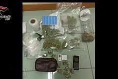 Sequestro droga ad Altamura