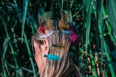 Salvo Binetti firma un coloratissimo hair show