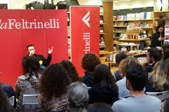 Mattia Labadessa a Bari:  «Ci facciamo troppe domande, dandoci anche le risposte»