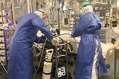 Potenziamento rete ospedaliera, in Puglia aumentati a 275 i posti in terapia intensiva