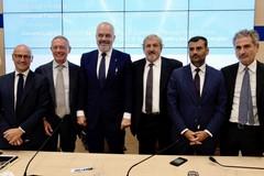 Il premier albanese Edi Rama in Fiera del Levante: «Puglia un esempio per noi»