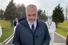 L'annuncio del premier albanese Edi Rama