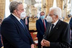 L'Italia festeggia i 50 anni delle regioni, Emiliano e i governatori incontrano Mattarella