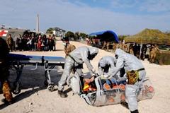 """A Bari l'esercito simula una guerra e lo Tsunami con """"Atlante-Auriga 2019"""""""