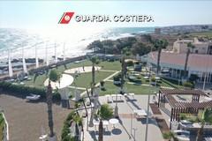 Abuso edilizio, la Guardia Costiera sequestra una struttura turistico-balneare a sud di Bari