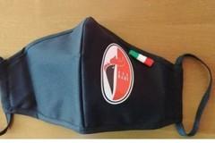 Mascherine con il logo della SSC Bari, la società: «Prodotti non autorizzati»