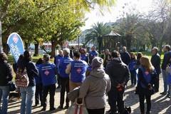 Retake Bari rimette a nuovo il giardino di Largo Due Giugno
