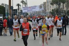 Running Heart a Bari, tra i corridori striscione per Marzulli