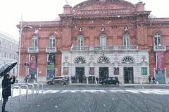 Puglia, sta arrivando la neve. Allerta arancione nell'interno
