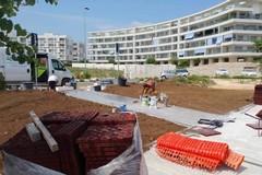 Apertura la prossima settimana per l'area giochi di Sant'Anna a Bari