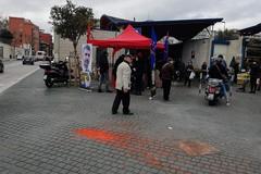 Aggressione a banchetto di CasaPound Bari, una passante ferita