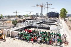 Depuratore Bari Ovest, il potenziamento terminato per ottobre