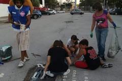 Bari, via sigarette e gomme da masticare dallo Stadio del nuoto