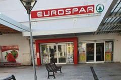 Rapina all'Eurospar del San Paolo di Bari