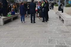 Bari, nella piazza delle Università bandite le feste?