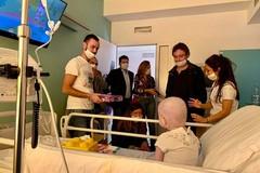 """A Bari la """"2ndLife"""" delle cassette di frutta diventa sorrisi dei bimbi dell'oncologico"""