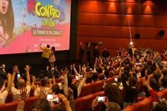 I Me Contro Te a Bari, folla di fan per gli Youtuber amati dai piccoli