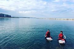 """A scuola di windsurf con """"Il Mare di tutti"""" a San Girolamo"""