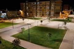 Bari, a Japigia prende forma il giardino di via Siponto