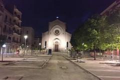 Bari, la nuova piazza del Redentore pronta per giugno