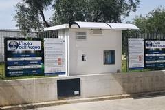 """Bari, anche a Catino arriva la """"casa dell'acqua"""""""