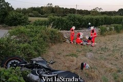 Incidente sulla Alberobello-Monopoli, muore centauro 21enne