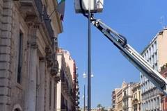 Sostituzione lampioni in diversi quartieri di Bari, ecco dove