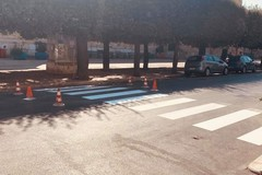 Ritorno a scuola in sicurezza, a Valenzano via al rifacimento delle strade
