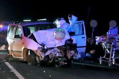 Brutto incidente sulla Putignano-Gioia del Colle, tre feriti