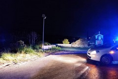 Provincia di Bari, auto precipita nella gravina. Tre feriti in ospedale