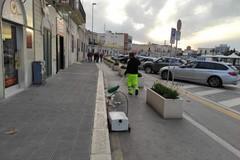 Bari, via al nuovo servizio Amiu. Cestini svuotati anche di pomeriggio