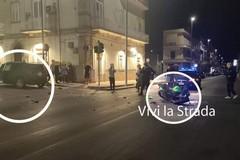 Incidente stradale nel centro di Noci, muore 18enne