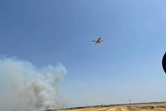 Brucia Difesa Grande a Gravina, il sindaco: «Incendio doloso»