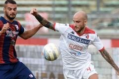 SSC Bari, saluta anche Costa: va all'Entella