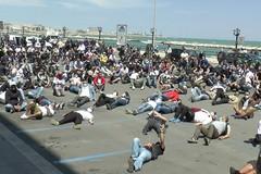 Bari, turismo, spettacolo e ristorazione in protesta sul lungomare