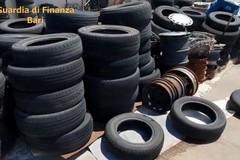 Guardia di Finanza sequestra discarica abusiva con autolavaggio in provincia di Bari