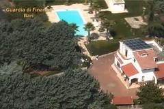 Villa con piscina, casa estiva e una imbarcazione confiscate ad imprenditore di Gioia del Colle