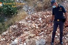 Bari, discarica abusiva di 100mila metri cubi nel parco di Lama Balice: sanzione da 3 milioni di euro